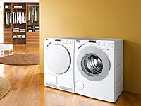 Waschen, Trocknen & Bügeln